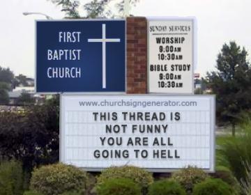 churchsignnotfunny